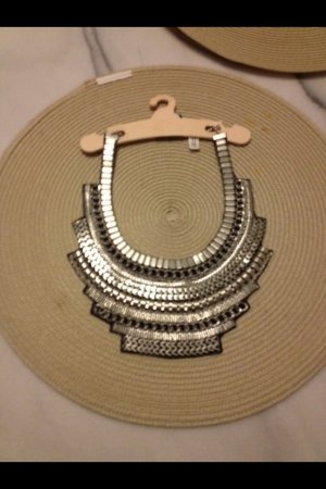 Urban Outfitters Chain silver-colored