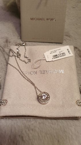 Michael Kors Necklace silver-colored