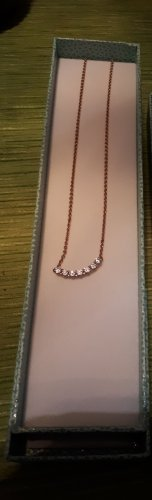 Pierre Lang Necklace rose-gold-coloured