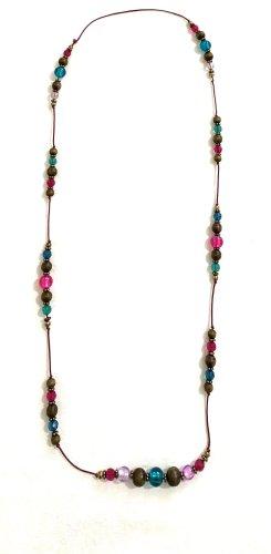Ketten Perlen Länge 60 cm Vintage