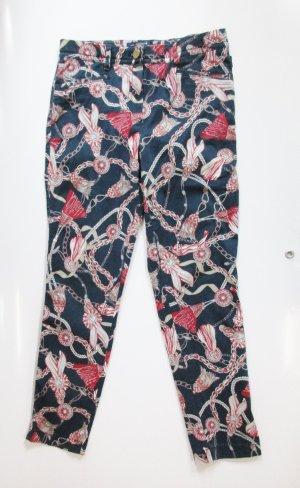 Atelier Gardeur Stretch broek veelkleurig Gemengd weefsel