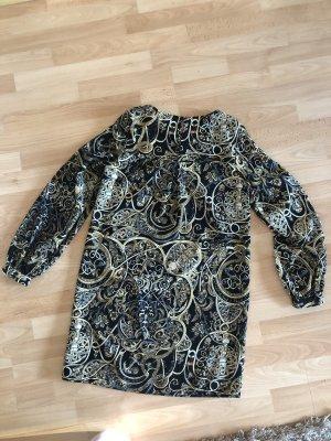 Kettenprint Kleid H & M