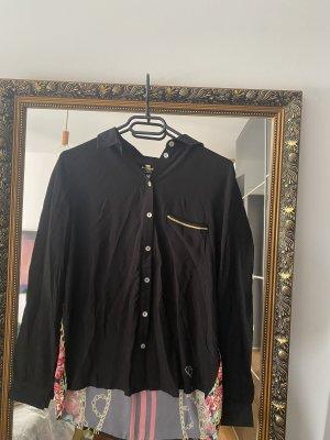 Key Largo Bluse S Hemd schwarz