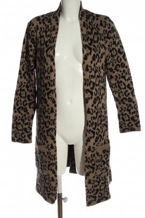 Key Largo Kardigan Wzór w lwa W stylu casual