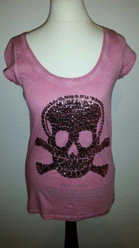 Key Largo, cooles Paietten-Shirt, Gr.xs/34