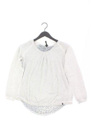 Key Largo Girls Bluse Größe S grau aus Polyester
