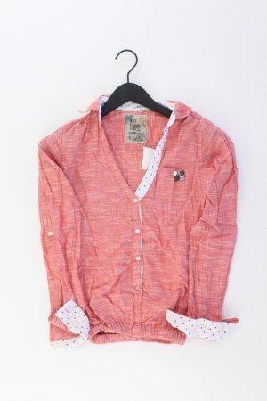 Key Largo Girls Bluse Größe XS rot aus Baumwolle