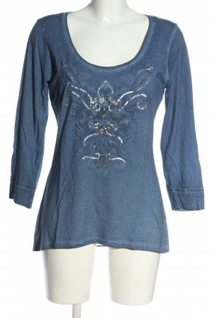 key largo girls Longsleeve blau Casual-Look