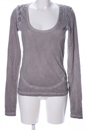 key largo girls Longsleeve hellgrau meliert Casual-Look