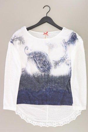 Key Largo Girls Shirt weiß Größe M
