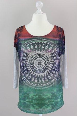 Key Largo langarm Shirt mehrfarbig Größe L 1709320090497