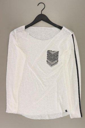 Key Largo Longsleeve-Shirt Größe 38 Langarm weiß