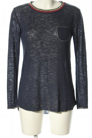 Key Largo Strickshirt meliert Casual-Look