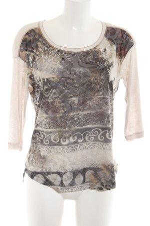 Key Largo Sweatshirt Motivdruck Casual-Look