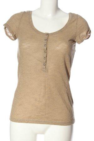 Key Largo T-Shirt braun Casual-Look