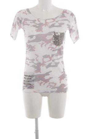 Key Largo T-Shirt Camouflagemuster Casual-Look