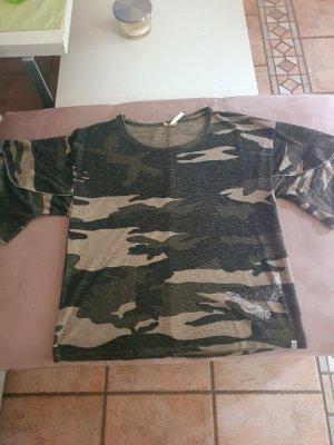 Key Largo T-Shirt, Gr. S, Camouflage