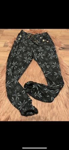 AIKI KEYLOOK Flodderbroek lichtblauw-donkerblauw