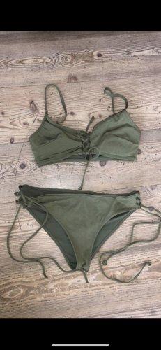 khaki Bikini