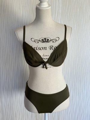 Khaki Bikini Gr. 38/40 B