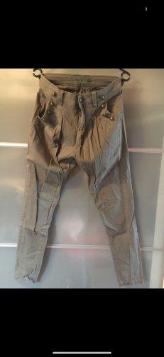 Blue Rags Pantalon chinos kaki