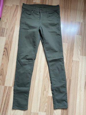 H&M Pantalon kaki kaki