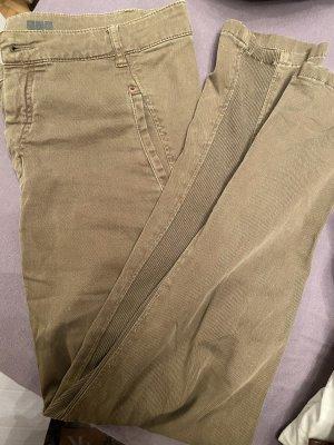 Fiveunits Pantalon boyfriend ocre