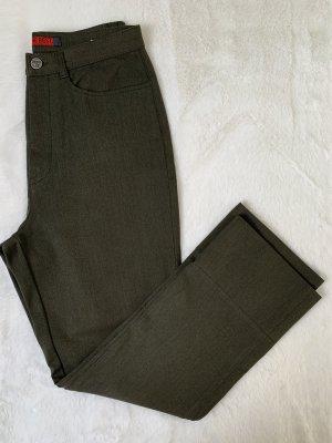 Khaki Hose von The Best By Baumstark Modell Sylvie Gr. 36/L