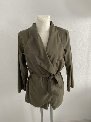 Outdoor Jacket green grey-khaki
