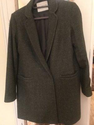 Khaki Jacket Coat