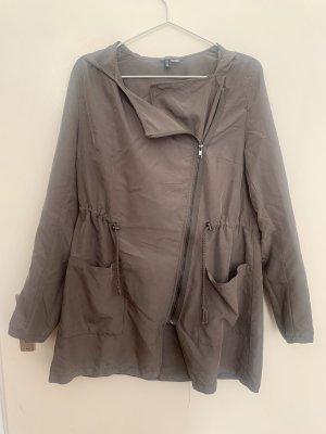 Khaki Leightweight jacket
