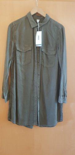 H&M Long Blouse khaki