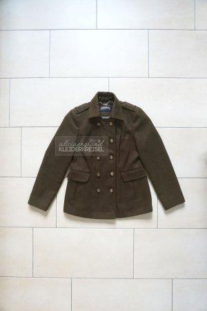 Khaki Military Mantel