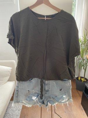 Khaki Oversize T-Shirt Reserved Größe 38