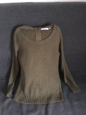 Khaki Pullover