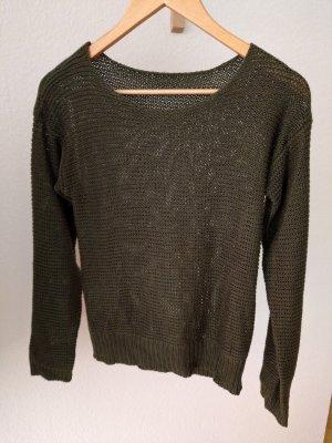 khaki Pullover von Vero Moda_Größe S