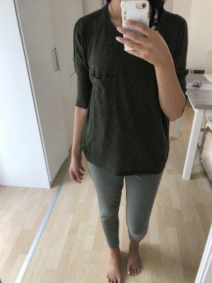 Khaki Shirt von Forever 21 / neu
