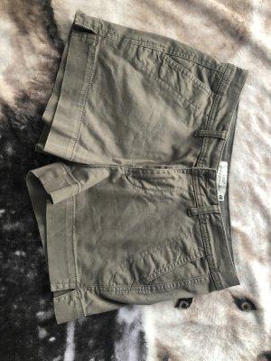 Khaki Shorts von H&M, Größe 36