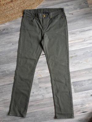 Janina Stretch Trousers multicolored cotton