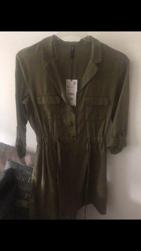 Khaki Sommerkleid