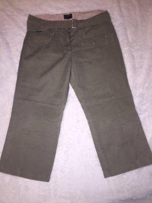 goood jeans Pantalón capri caqui