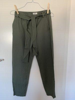 armedangels Jersey Pants khaki lyocell