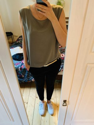 Khaki top von Cotton on