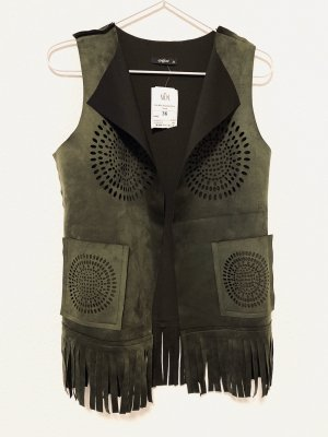 Biker Vest multicolored