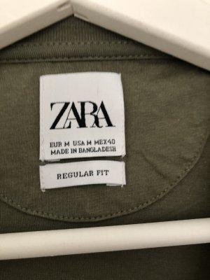 Zara Top extra-large kaki