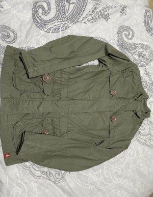 Khakifarbene Jacke von Esprit