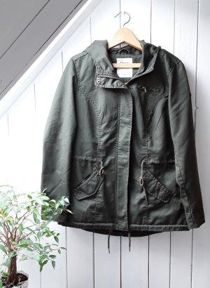 Khakifarbene Jacke von Only