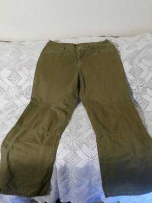 Only Pantalon kaki kaki coton