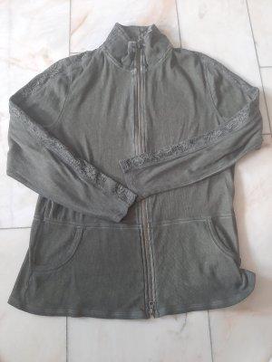Charles Vögele Sweat Jacket multicolored