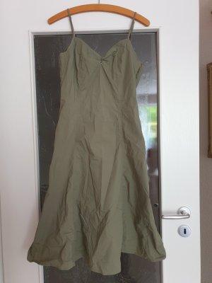 khakifarbenes Kleid von ESPRIT